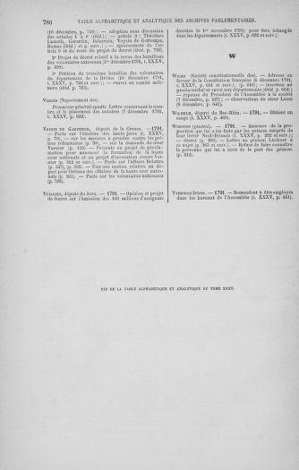 Tome 35 : Du 11 novembre au 10 décembre 1791 - page 786