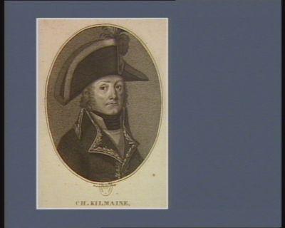 Ch. Kilmaine géneral d'armée de la Republique française, né à Dublin en Irlande le 19 8.bre 1751 : [estampe]