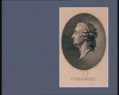 Condorcet [estampe]