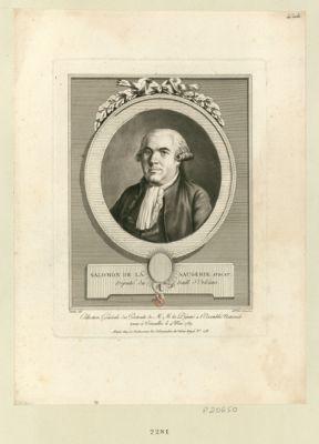 Salomon de la Saugerie, avocat député du baill. d'Orléans : [estampe]
