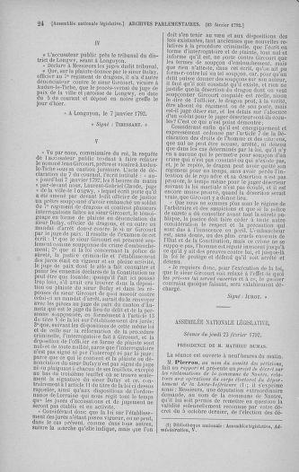 Tome 39 : Du 22 février au 14 mars 1792 - page 24