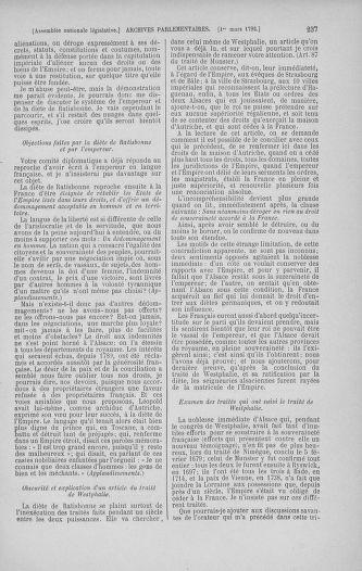 Tome 39 : Du 22 février au 14 mars 1792 - page 237
