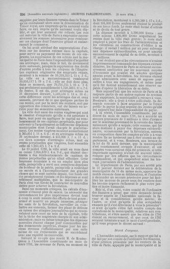 Tome 39 : Du 22 février au 14 mars 1792 - page 290