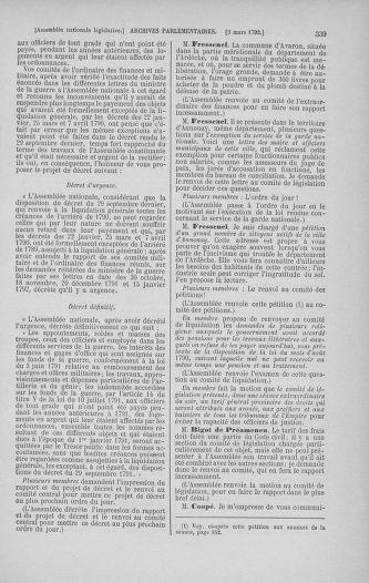 Tome 39 : Du 22 février au 14 mars 1792 - page 339