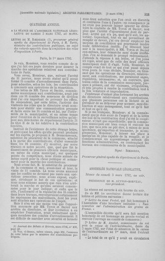 Tome 39 : Du 22 février au 14 mars 1792 - page 355