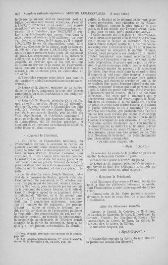 Tome 39 : Du 22 février au 14 mars 1792 - page 356