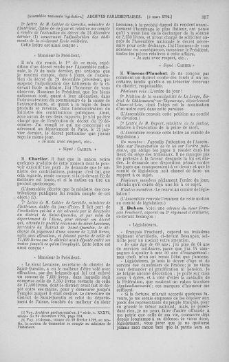 Tome 39 : Du 22 février au 14 mars 1792 - page 357