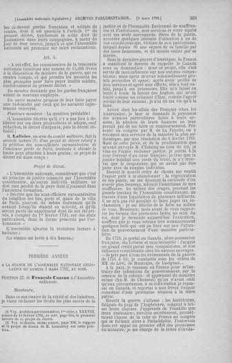 Tome 39 : Du 22 février au 14 mars 1792 - page 363