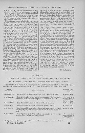 Tome 39 : Du 22 février au 14 mars 1792 - page 369