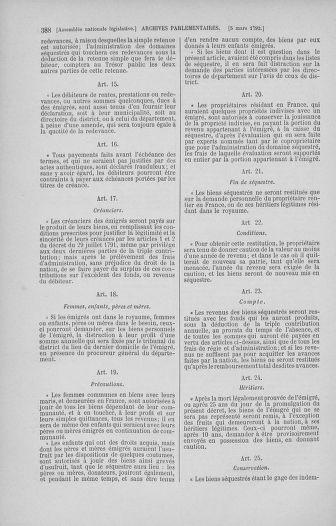 Tome 39 : Du 22 février au 14 mars 1792 - page 388