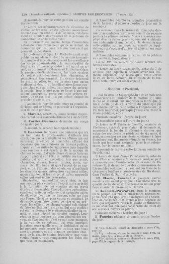 Tome 39 : Du 22 février au 14 mars 1792 - page 432