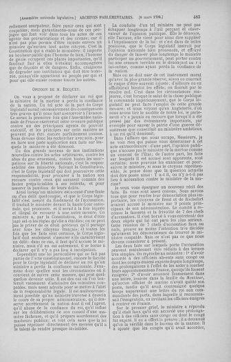 Tome 39 : Du 22 février au 14 mars 1792 - page 485
