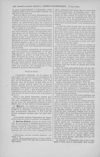 Tome 39 : Du 22 février au 14 mars 1792 - page 496
