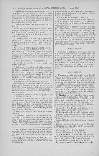 Tome 39 : Du 22 février au 14 mars 1792 - page 512
