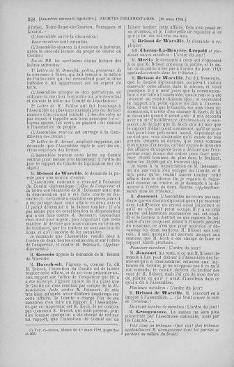 Tome 39 : Du 22 février au 14 mars 1792 - page 528