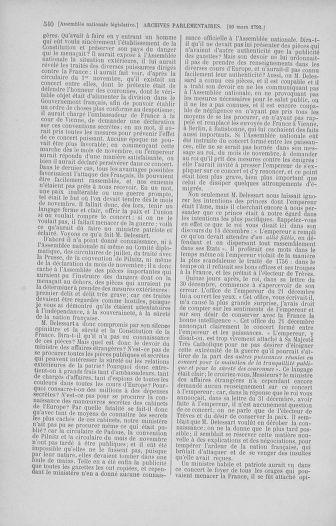 Tome 39 : Du 22 février au 14 mars 1792 - page 540