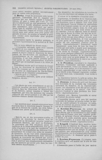 Tome 39 : Du 22 février au 14 mars 1792 - page 552