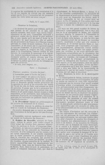 Tome 39 : Du 22 février au 14 mars 1792 - page 568