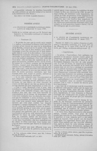 Tome 39 : Du 22 février au 14 mars 1792 - page 572