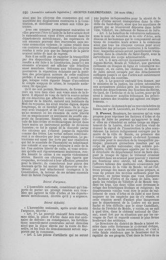 Tome 39 : Du 22 février au 14 mars 1792 - page 620