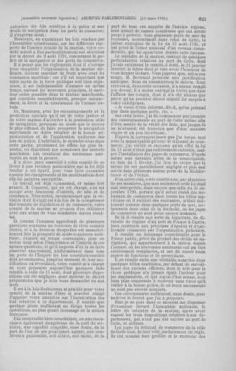 Tome 39 : Du 22 février au 14 mars 1792 - page 623