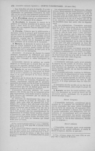 Tome 39 : Du 22 février au 14 mars 1792 - page 678