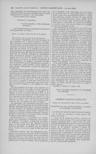Tome 39 : Du 22 février au 14 mars 1792 - page 686