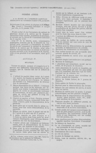 Tome 39 : Du 22 février au 14 mars 1792 - page 700