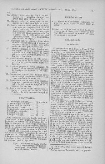 Tome 39 : Du 22 février au 14 mars 1792 - page 707