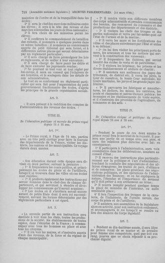 Tome 39 : Du 22 février au 14 mars 1792 - page 718