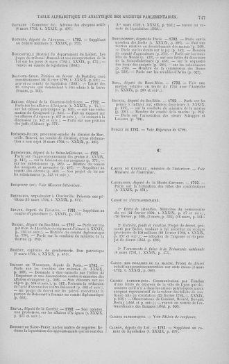 Tome 39 : Du 22 février au 14 mars 1792 - page 747