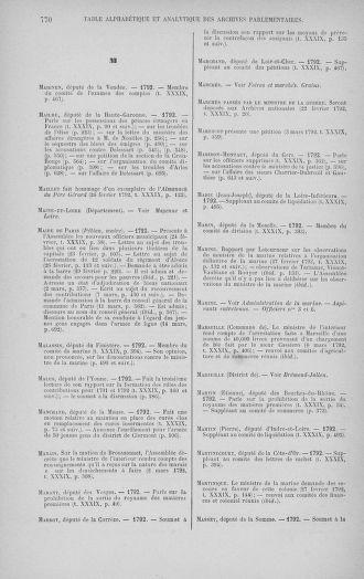 Tome 39 : Du 22 février au 14 mars 1792 - page 770