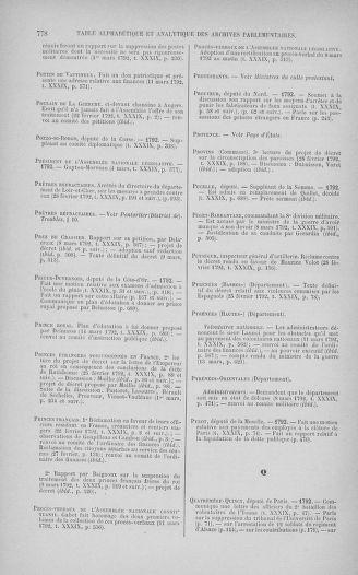 Tome 39 : Du 22 février au 14 mars 1792 - page 778