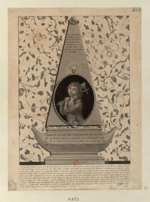 Agricola Viala agé de 11 ans martyr de la liberté la Convention lui a decernée ainsi qu'au jeune Barra les honneurs du Panthéon français le 10 thermidor l'an 2e de la R.e f.se... : [estampe]