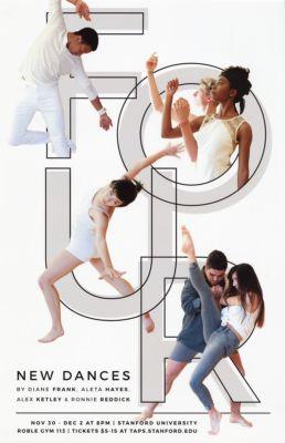 FOUR New Dances