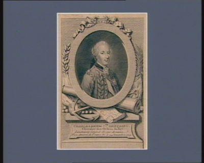 Charles Henri c.te Destaing chevalier des ordres du Roi, lieutenant général de ses armées vice amiral de France né le 24 novembre 1719 [i.e. 1729] : [estampe]