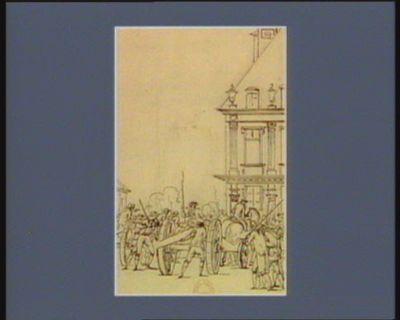 [Evénement du quatorze juillet 1789] [dessin]