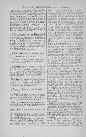 Tome 12 : Du 2 mars au 14 avril 1790 - page 2