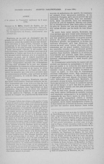 Tome 12 : Du 2 mars au 14 avril 1790 - page 7