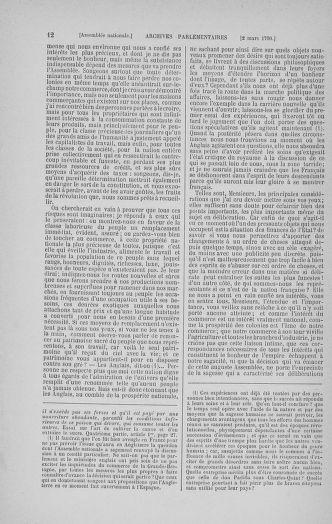 Tome 12 : Du 2 mars au 14 avril 1790 - page 12