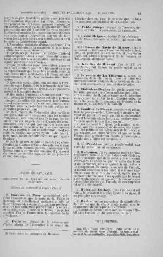 Tome 12 : Du 2 mars au 14 avril 1790 - page 13
