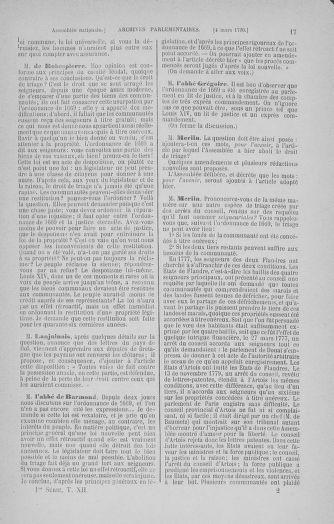 Tome 12 : Du 2 mars au 14 avril 1790 - page 17