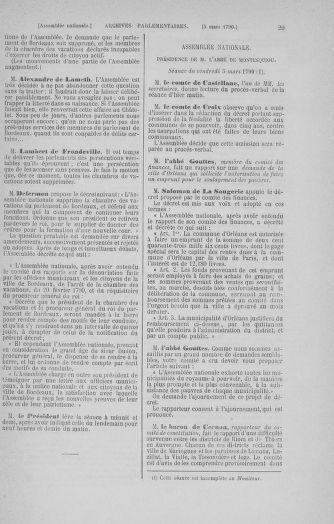 Tome 12 : Du 2 mars au 14 avril 1790 - page 29