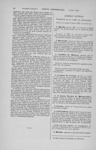 Tome 12 : Du 2 mars au 14 avril 1790 - page 44