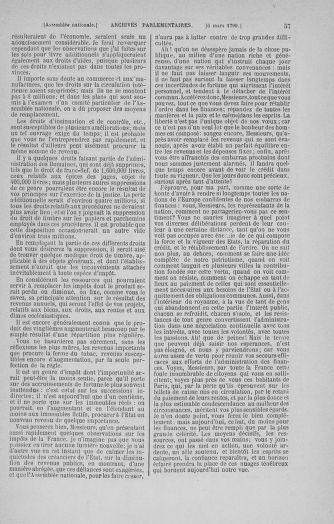 Tome 12 : Du 2 mars au 14 avril 1790 - page 57