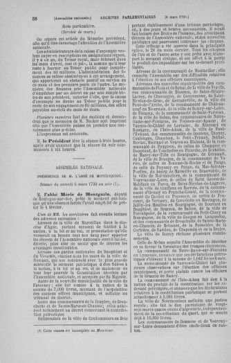 Tome 12 : Du 2 mars au 14 avril 1790 - page 58