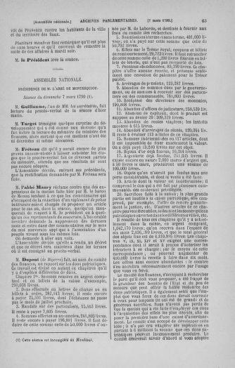 Tome 12 : Du 2 mars au 14 avril 1790 - page 63