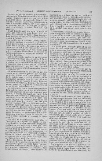 Tome 12 : Du 2 mars au 14 avril 1790 - page 69