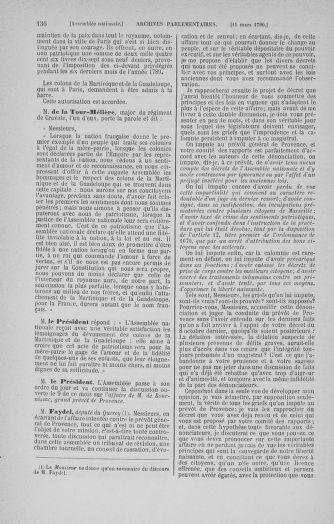 Tome 12 : Du 2 mars au 14 avril 1790 - page 136