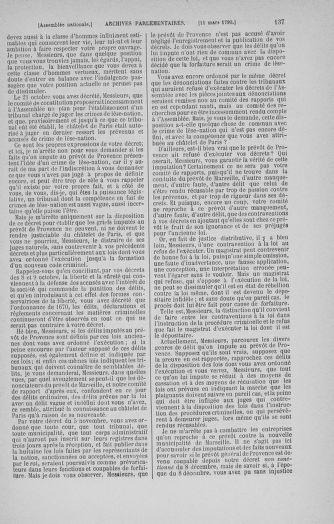 Tome 12 : Du 2 mars au 14 avril 1790 - page 137